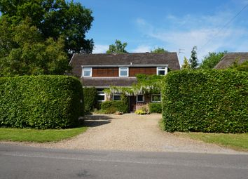 Thumbnail 4 bed detached house for sale in Linersh Wood, Bramley, Guildford