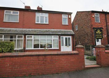 Thumbnail 3 bed semi-detached house for sale in Headen Avenue, Pemberton, Wigan