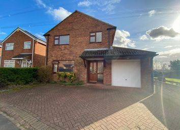 Thumbnail 4 bed detached house for sale in Goldcrest Close, Beechwood, Runcorn