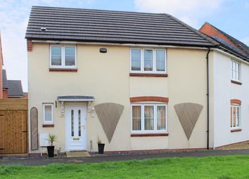 Thumbnail 3 bed end terrace house for sale in Willow Close, St Georges, Weston Super Mare