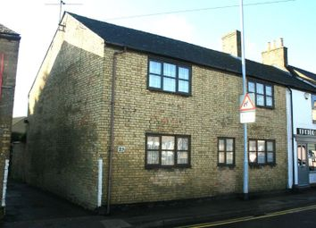 Thumbnail 4 bedroom end terrace house for sale in 23 Whitmore Street, Whittlesey, Peterborough, Cambridgeshire