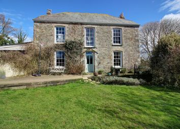 Thumbnail 5 bed detached house for sale in Callestick, Truro