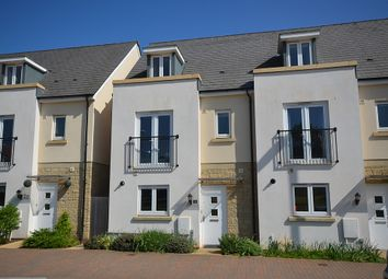Thumbnail 4 bedroom end terrace house for sale in Admiral Way, Admiral Way, Exeter