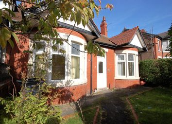 Thumbnail 3 bedroom semi-detached bungalow for sale in Ryburn Avenue, Blackpool