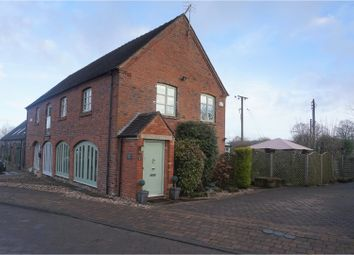 Thumbnail 3 bed barn conversion for sale in Tittensor Road, Barlaston, Stoke-On-Trent