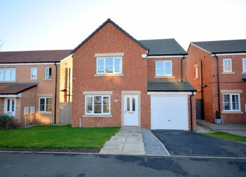 Thumbnail 4 bed detached house for sale in Adams Court, Shildon