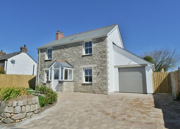 Thumbnail 3 bed detached house for sale in Bowling Green, Constantine, Falmouth