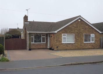 Thumbnail 3 bed detached bungalow for sale in Thirlmere Close, North Hykeham, Lincoln