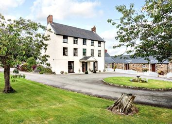 Thumbnail 8 bed farmhouse for sale in Portfield Gate, Haverfordwest