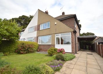 Thumbnail 3 bed semi-detached house for sale in Allerton Grange Walk, Leeds, West Yorkshire