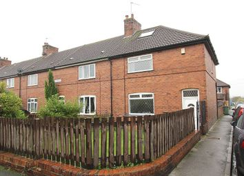 Thumbnail 3 bed end terrace house for sale in Newstead Terrace, Fitzwilliam, Pontefract, West Yorkshire