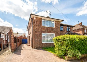 Thumbnail 3 bed semi-detached house for sale in Chalfont Drive, Gillingham, Kent