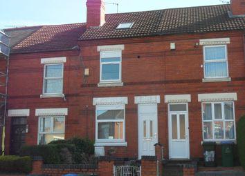 Thumbnail 1 bed flat to rent in Swan Lane, Stoke
