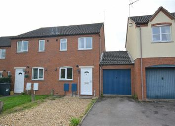 Thumbnail 2 bed end terrace house for sale in Taylors Ground, Quedgeley, Gloucester