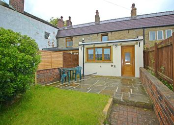Thumbnail 2 bed cottage to rent in Wood Street, Skelmanthorpe, Huddersfield