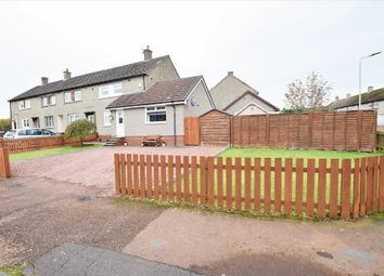 Thumbnail 3 bed end terrace house for sale in Shawfield Crescent, Carluke