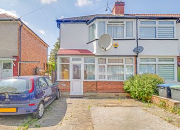 Thumbnail 2 bed end terrace house for sale in Mayfield Crescent, Edmonton