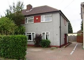 Thumbnail 3 bed semi-detached house to rent in Craigweil Drive, Stanmore