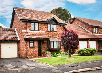 Thumbnail 4 bed link-detached house for sale in Westminster Way, Lower Earley, Reading
