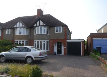 Thumbnail 5 bed semi-detached house to rent in Culver Lane Earley, Reading