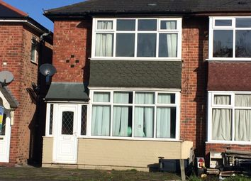 Thumbnail 3 bed semi-detached house for sale in Drews Lane, Ward End
