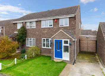 Thumbnail 3 bed semi-detached house for sale in Collard Road, Highfield Estate, Ashford