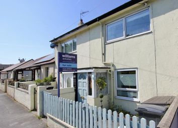 Thumbnail 2 bed terraced house for sale in Mostyn Road, Gronant, Prestatyn