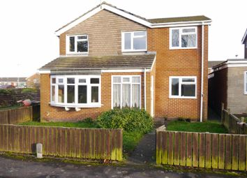 Thumbnail 4 bedroom detached house for sale in Norwich Way, Cramlington