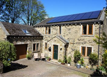 Thumbnail 5 bed detached house for sale in Hebden Bridge Road, Oxenhope