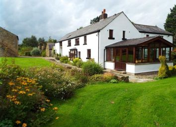 Thumbnail 4 bedroom detached house for sale in Cow Hill, Haighton, Preston, Lancashire