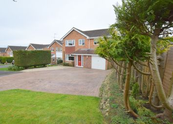 Thumbnail 5 bedroom detached house for sale in Torridge Close, Swindon, Wiltshire