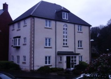 Thumbnail 1 bed flat to rent in Victoria Close, Dursley, Gloucestershire