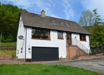 Thumbnail 5 bed detached house for sale in Wilmar House, Succoth, Arrochar