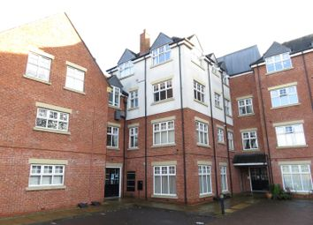 Thumbnail 1 bedroom flat for sale in Roebuck Close, Uttoxeter