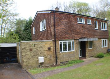 Thumbnail 4 bedroom detached house to rent in Crow Drive, Halstead, Sevenoaks
