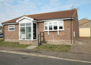 Thumbnail 2 bed detached bungalow for sale in Brian Bishop Close, Walton On The Naze