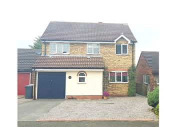 Thumbnail 4 bed detached house for sale in Shelburne Drive, Haslington