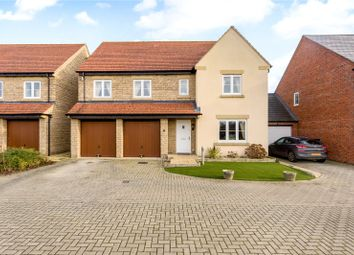 Thumbnail 6 bed detached house for sale in Kempton Close, Bicester, Oxfordshire
