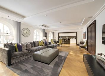 Thumbnail 3 bedroom flat for sale in Portland Place, London
