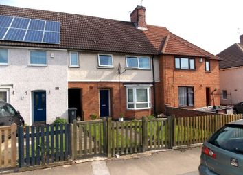 Thumbnail 3 bed terraced house to rent in Braunstone Lane, Leicester
