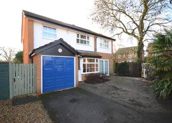 Thumbnail 4 bed detached house for sale in Chittering Close, Lower Earley, Reading