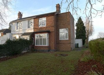 Thumbnail 2 bed property to rent in Langley Road, Wolverhampton