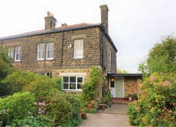 Thumbnail 4 bed semi-detached house for sale in Wharfedale View, Ilkley