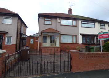 Thumbnail 3 bed semi-detached house for sale in Water Street, Thornton, Liverpool