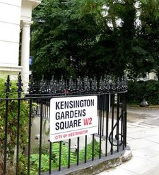 Thumbnail 2 bed property to rent in Kensington Gardens Square, Bayswater