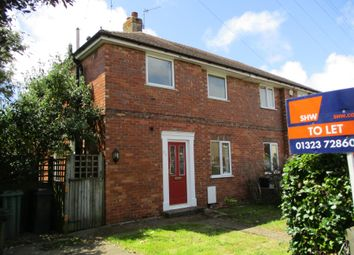 3 bed semi-detached house to rent in Sackville Road, Hampden Park, Eastbourne BN22