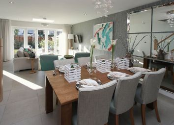 Thumbnail 3 bed terraced house for sale in Salisbury Grove, Clevedon