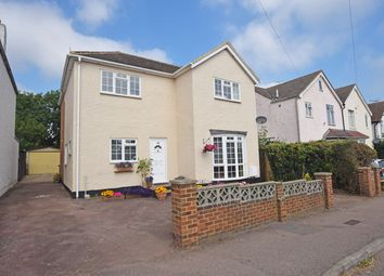 Thumbnail 4 bed detached house for sale in Salisbury Avenue, Rainham