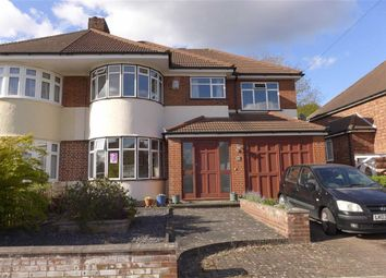 Thumbnail 5 bed property for sale in Vernon Drive, Stanmore, Middlesex