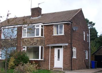 Thumbnail 3 bed semi-detached house to rent in Winchester Road, Sheffield